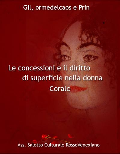 Corale-concessioni e diritto di superficie nella donna